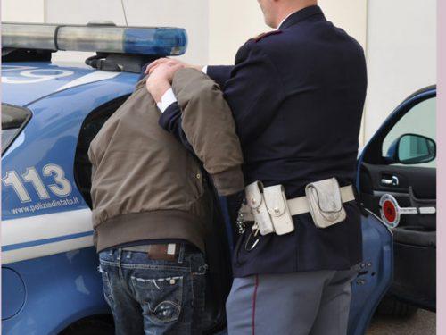Francavilla Fontana: Spacciatore picchia la moglie e il figlio di 4 anni