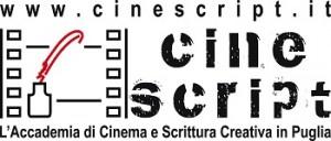 Cine Script Logo NEW DEF COLOR BLACK