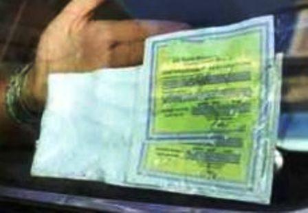 Latiano: Denunciato perché guidava con l'assicurazione falsa