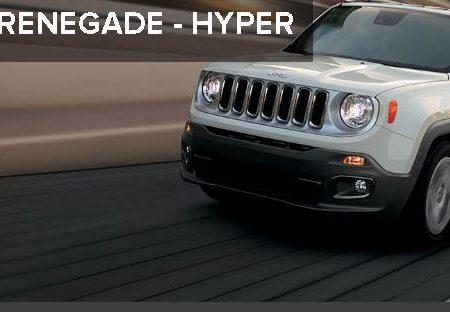 Jeep Renegade Hyper Recensione