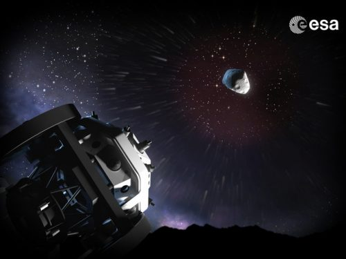 NEOSTED: Il Telescopio antimeteoriti nasce in Italia