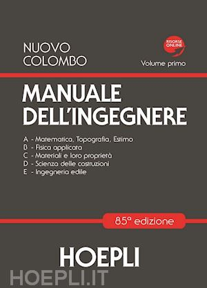Manuale dell'Ingegnere Nuovo Colombo